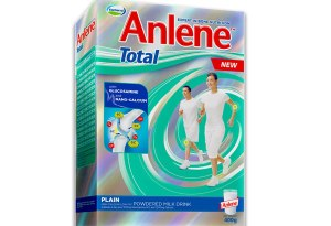New ANLENE TOTAL Formula For Bone and Joint Health